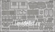 73349 Eduard 1/72 Фототравление для HAS.2 S.A.   Hobby Boss