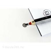 VES001B-31 ВЭС Воронеж Инструмент для имитации заклепочных швов 1:48 (шаг 31)