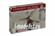 3108 Italeri Серия Леонардо Да Винчи Летающая машина (Flying Machine (ORNITHOPTER))
