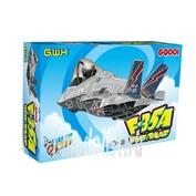 GQ001 Great Wall Hobby Сборка без клея Самолет F-35A USAF/RAAF