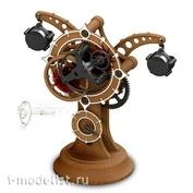 18185 Academy Часы Леонардо да Винчи G.E.T. Clock