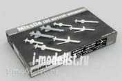 03306 Я-моделист клей жидкий плюс подарок Trumpeter 1/32 US Aircraft Weapons : Missiles