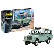 07047 Revell 1/24 Land Rover Series III Car