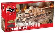 2308 Airfix 1/76 Танк Panzer IV Tank