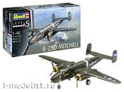 04977 Revell 1/48 Американский двухмоторный бомбардировщик North American B-25 Mitchell