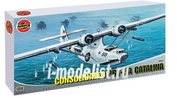 5007 Airfix 1/72 Consolidated Pby-5a Catalina