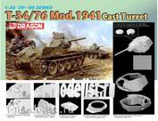6418 Dragon 1/35 T-34/76 Mod.1941 Cast Turret