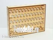 POL-26-01 WinModels Shelf table-hanging for jars 26 mm.
