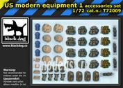 T72009 Black dog 1/72 US modern equipment №1