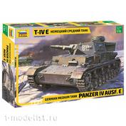 3641 Zvezda 1/35 German medium tank