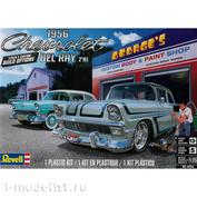 14504 Revell 1/25 Car 1956 Chevrolet Del Ray