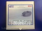 35121X Hobby-Planet 1/35 Башня танка Т-44, Т-44М тип 2