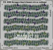 73430 Eduard 1/72 Фототравление для Grapevine/vinna reva colour