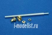 48B27 RB model 1/48 Металлический ствол 7,62cm PaK36(r) mid model Sd.Kfz.139 Marder III