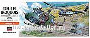 00141 Hasegawa 1/72 Вертолет UH-1H Iroquois