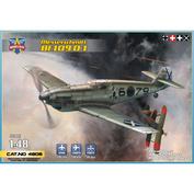 4806 ModelSvit 1/48 Messerschmitt Bf.109 D-1