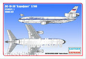 144121-1 Eastern Express 1/144 scales Airliner DC-10-30 Aerofot