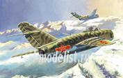 J72043 Kpmodels 1/72 Jianjiji Ji-2 (Chinese MiG-15)