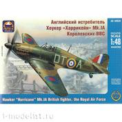 48026 ARK-models 1/48 Английский истребитель