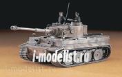 31108 Hasegawa 1/72 Тяжёлый танк Pz.Kpfw Vi Tiger ausf.E