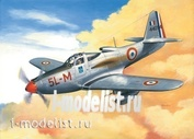 72141 Orient Express 1/72 Fighter P-63S Kingcobra