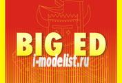 BIG49141 Eduard 1/48 Фототравление для B-1B