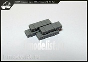 F72037 New Penguin Decals 1/72 Shell boxes 122mm Clove/D-30, 4pcs