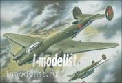 105 Um 1/72 Пикирующий бомбардировщик Пе-2 с установкой Фт (87 серия).