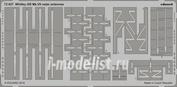 72637 Eduard 1/72 Фототравление для Whitley GR Mk. VII антены радара