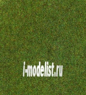 30913 Heki Материалы для диорам Травяное покрытие (рулон, лист) темно-зеленое 100x300 см