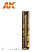 AK9123 AK Interactive Латунные стержни, диаметр 3 мм, 2 шт.