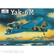 72182 Amodel 1/72 Yakovlev Yak-6M