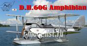 72027 Avis 1/72 Самолет D.H.60G Amphibian