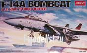 12206 Academy 1/48  F-14A Bombcat