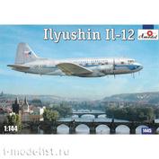 1445 Amodel 1/144 Ильюшин Ил-12