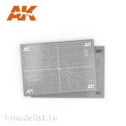 AK8209-A4 AK Interactive Коврик для резки 5-слойный А4