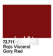 72711 Vallejo Gory Red