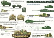 72032 ColibriDecals 1/72 Декаль для Battle for Berlin 45 - Part II