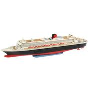 05808 Revell 1/1200 OceanLiner Queen Mary 2
