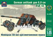 35006 ARK-models 1/35 Немецкая 88-мм противотанковая пушка РAK-43
