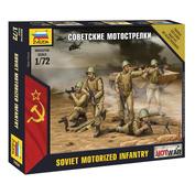 7404 Звезда 1/72 Советские мотострелки