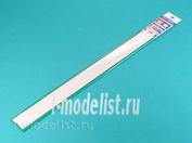 70133 Tamiya Пластиковые стержни (круглые белые матовые) диаметром 3мм длиной 40см (1шт)