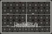 48505 Eduard 1/48 Фототравление WWI Wheel Wire Discs