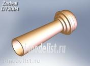 D72004 Zedval 1/72 Звуковой сигнал для бронетехники 30 годов