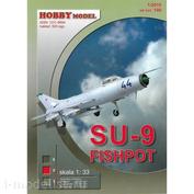 100 Hobby Model 1/33 Суххой-9