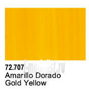 72707 Vallejo Gold Yellow
