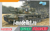 3562 Dragon 1/35 M60A2 Starship - Smart Kit