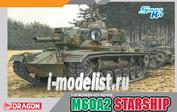 3562 Dragon 1/35 M60A2 Starship - Smart Kit