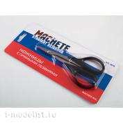 0078 MACHETE Ножницы с прямыми лезвиями