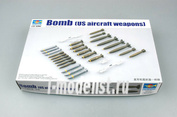 03307 Trumpeter 1/32 Smart missiles